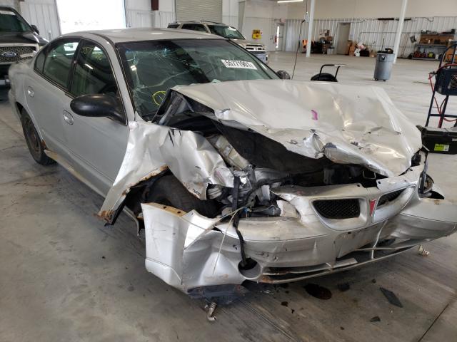 Pontiac Vehiculos salvage en venta: 2005 Pontiac Grand AM S