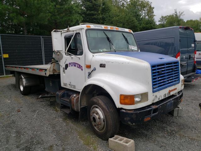 Vehiculos salvage en venta de Copart Waldorf, MD: 1997 International 4000 4700
