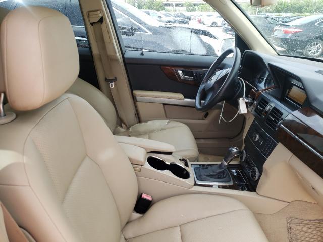 2011 MERCEDES-BENZ GLK 350