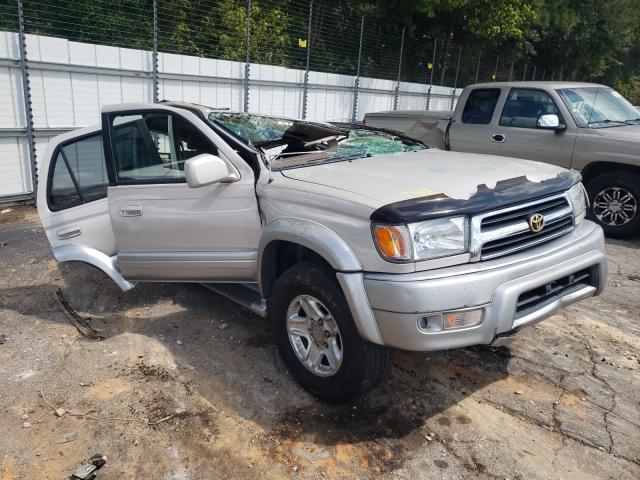 Salvage cars for sale from Copart Austell, GA: 2000 Toyota 4runner LI