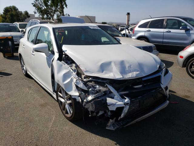 Vehiculos salvage en venta de Copart Martinez, CA: 2014 Lexus CT 200
