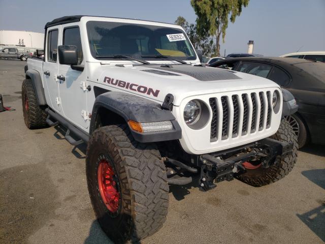 Vehiculos salvage en venta de Copart Martinez, CA: 2020 Jeep Gladiator