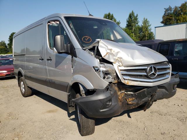 Mercedes-Benz Sprinter 2 salvage cars for sale: 2017 Mercedes-Benz Sprinter 2