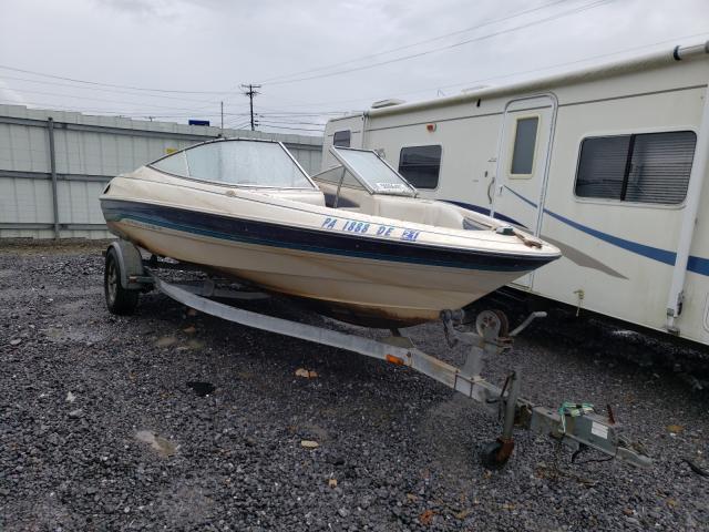 Bayliner salvage cars for sale: 1995 Bayliner Boat