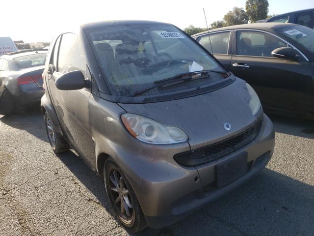 Vehiculos salvage en venta de Copart Martinez, CA: 2009 Smart Fortwo PUR