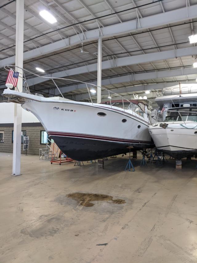 1986 Troj Boat en venta en Portland, MI