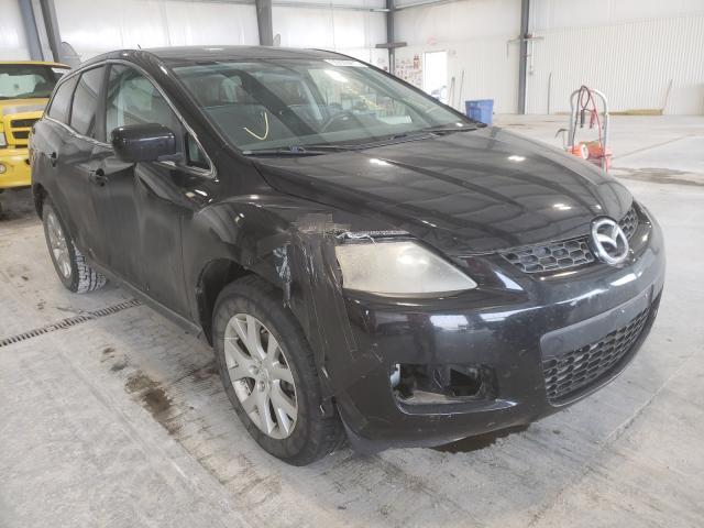 Mazda CX-7 salvage cars for sale: 2008 Mazda CX-7