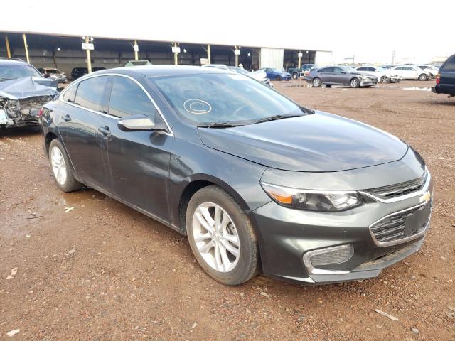Salvage cars for sale from Copart Phoenix, AZ: 2018 Chevrolet Malibu LT