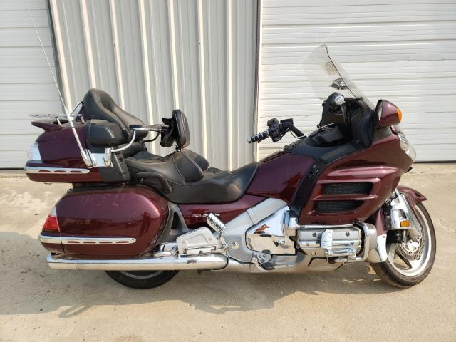 Salvage cars for sale from Copart Conway, AR: 2008 Honda GL1800