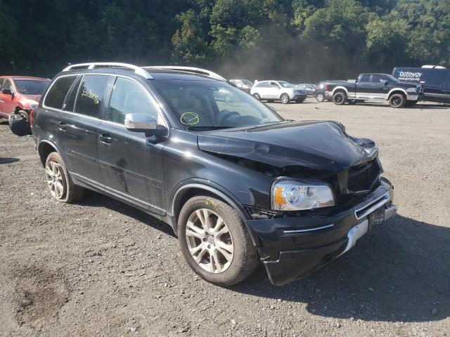 Salvage cars for sale from Copart Marlboro, NY: 2014 Volvo XC90 3.2