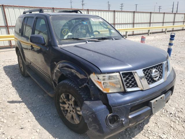 Nissan Pathfinder salvage cars for sale: 2006 Nissan Pathfinder