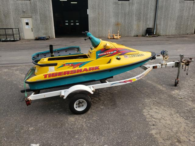 Salvage boats for sale at Ham Lake, MN auction: 1958 Other Artic Cat