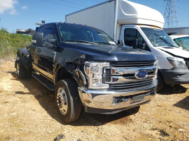 Salvage cars for sale from Copart China Grove, NC: 2017 Ford F550 Super