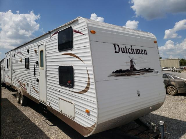 Dutchmen salvage cars for sale: 2009 Dutchmen Trailer