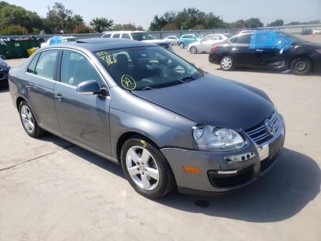 Vehiculos salvage en venta de Copart Wilmer, TX: 2009 Volkswagen Jetta SE