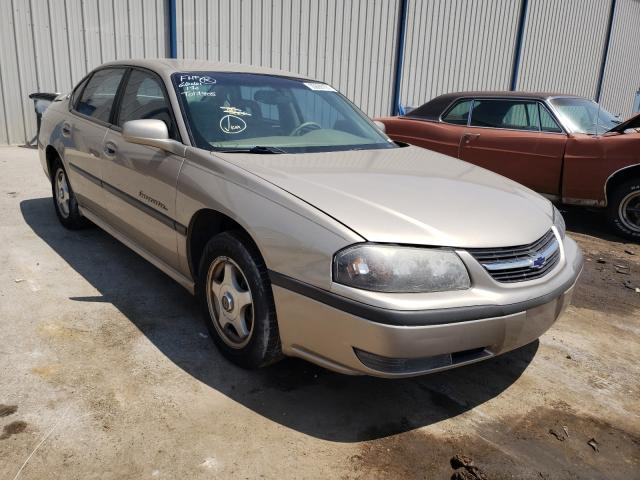 2001 Chevrolet Impala LS for sale in Apopka, FL