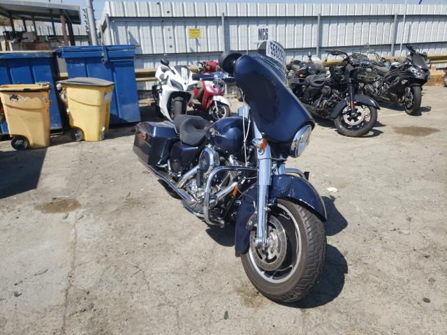 Salvage cars for sale from Copart Martinez, CA: 2008 Harley-Davidson Flhx