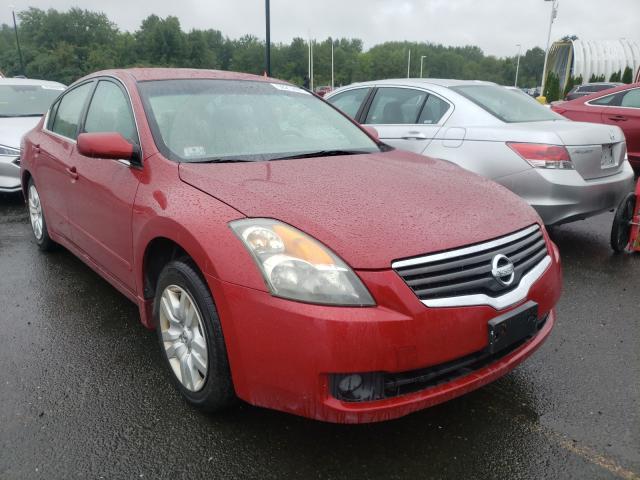 Vehiculos salvage en venta de Copart East Granby, CT: 2009 Nissan Altima 2.5