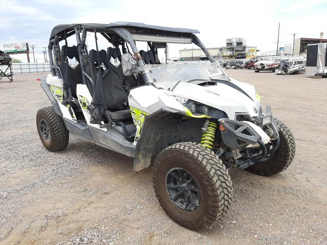 Salvage cars for sale from Copart Phoenix, AZ: 2016 Can-Am Maverick M
