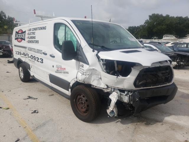 Ford salvage cars for sale: 2018 Ford Transit T