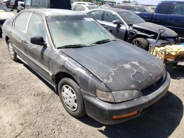 Salvage cars for sale from Copart San Martin, CA: 1997 Honda Accord DX