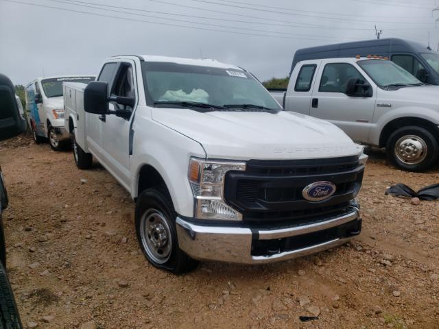 Vehiculos salvage en venta de Copart China Grove, NC: 2021 Ford F250 Super