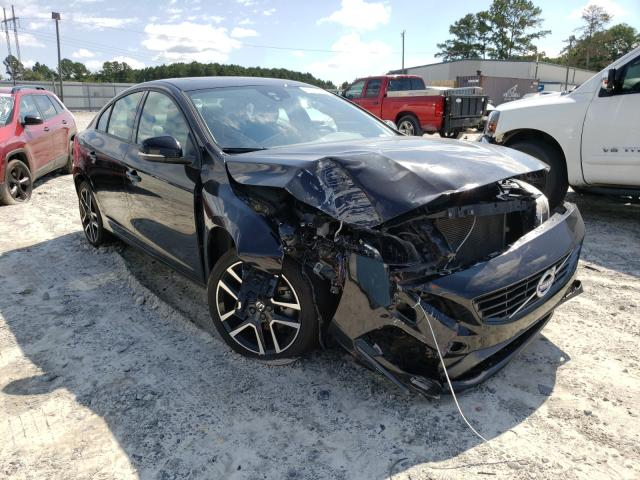 Volvo salvage cars for sale: 2018 Volvo S60 Dynami