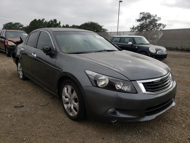 Salvage cars for sale from Copart San Diego, CA: 2009 Honda Accord EX