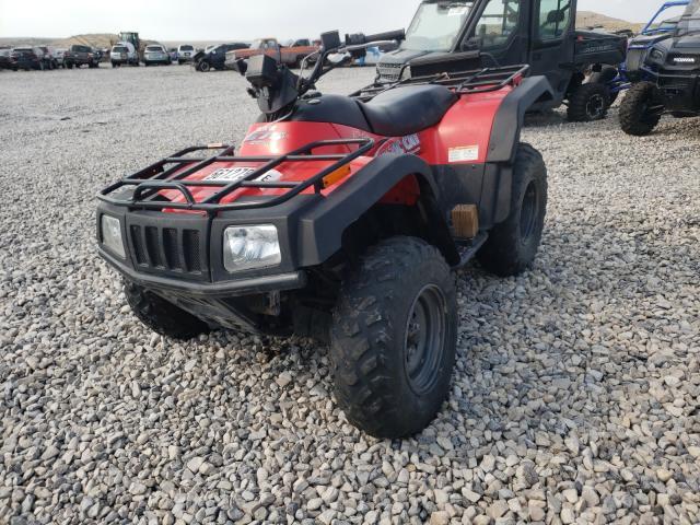 2002 ARCTIC CAT  375 ATV