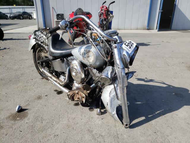 Harley-Davidson Vehiculos salvage en venta: 2006 Harley-Davidson Flstfi