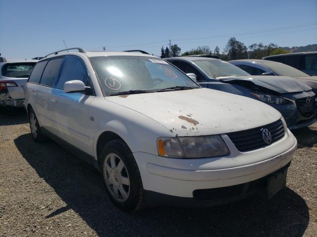 Salvage cars for sale from Copart San Martin, CA: 2001 Volkswagen Passat GLS