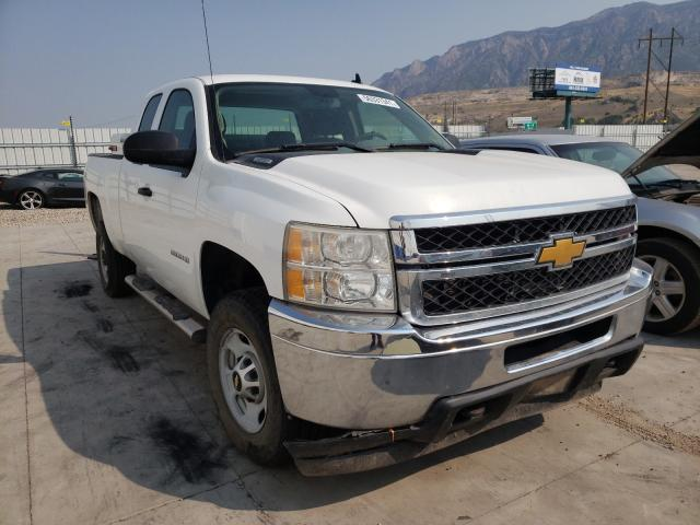 Salvage cars for sale from Copart Farr West, UT: 2013 Chevrolet Silverado