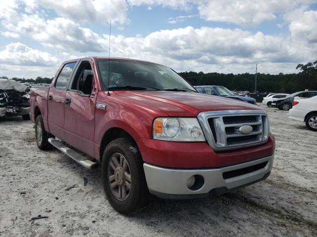 Vehiculos salvage en venta de Copart Loganville, GA: 2008 Ford F150 Super