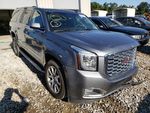 Salvage cars for sale from Copart Ellenwood, GA: 2019 GMC Yukon XL D