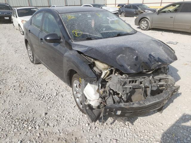 Salvage cars for sale from Copart Haslet, TX: 2013 Mazda 3 I