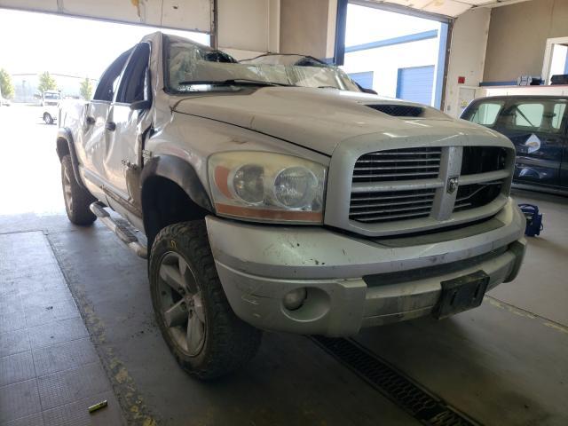 Vehiculos salvage en venta de Copart Pasco, WA: 2006 Dodge RAM 1500 S