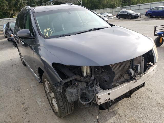 Vehiculos salvage en venta de Copart Savannah, GA: 2013 Nissan Pathfinder