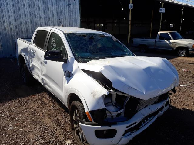 Salvage cars for sale at Phoenix, AZ auction: 2020 Ford Ranger XL