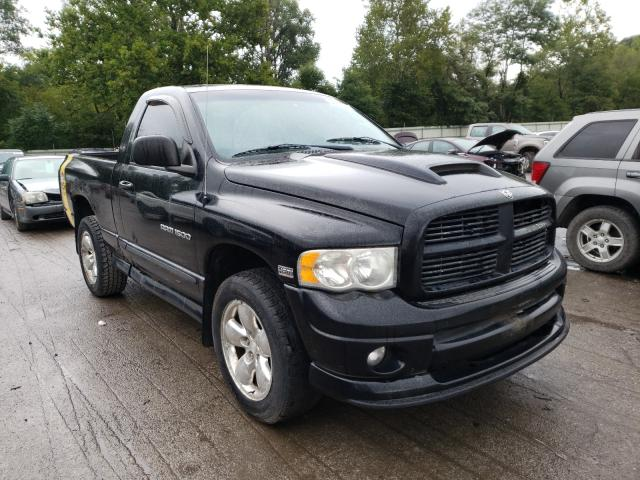 Salvage cars for sale from Copart Ellwood City, PA: 2004 Dodge RAM 1500 S