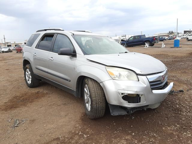 Salvage cars for sale from Copart Phoenix, AZ: 2008 Saturn Outlook XE