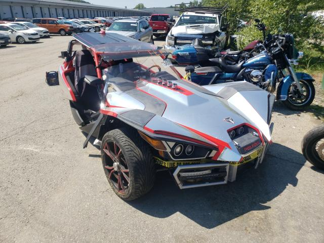 Salvage cars for sale from Copart Louisville, KY: 2015 Polaris Slingshot
