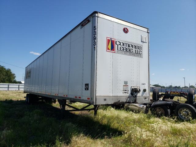 Great Dane Trailer salvage cars for sale: 2014 Great Dane Trailer