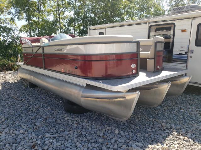 Crestliner Boat salvage cars for sale: 2016 Crestliner Boat