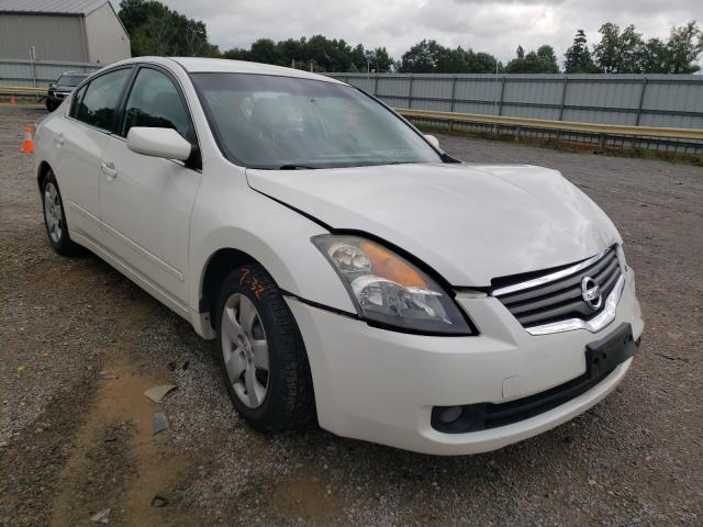 Salvage cars for sale from Copart Chatham, VA: 2008 Nissan Altima 2.5