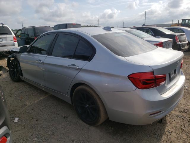 2016 BMW 320 I WBA8E1G54GNT38457