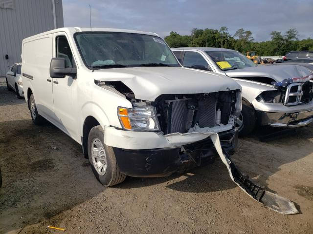 Nissan salvage cars for sale: 2020 Nissan NV 1500 S