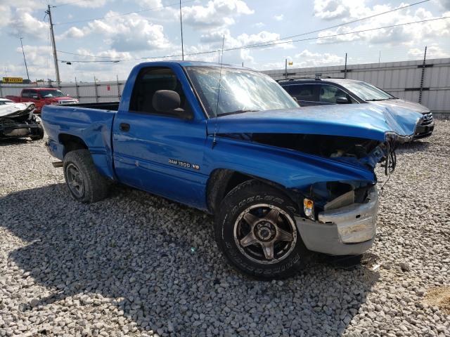 Dodge salvage cars for sale: 2001 Dodge RAM 1500