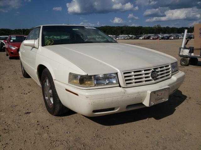 Cadillac salvage cars for sale: 2002 Cadillac Eldorado T