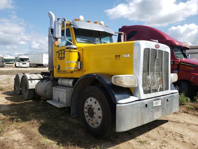 Salvage trucks for sale at Sikeston, MO auction: 2008 Peterbilt 388