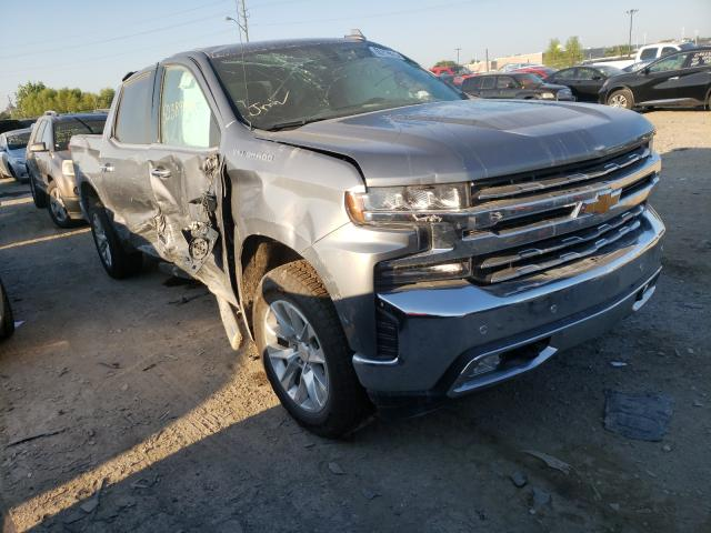 Salvage cars for sale from Copart Indianapolis, IN: 2021 Chevrolet Silverado